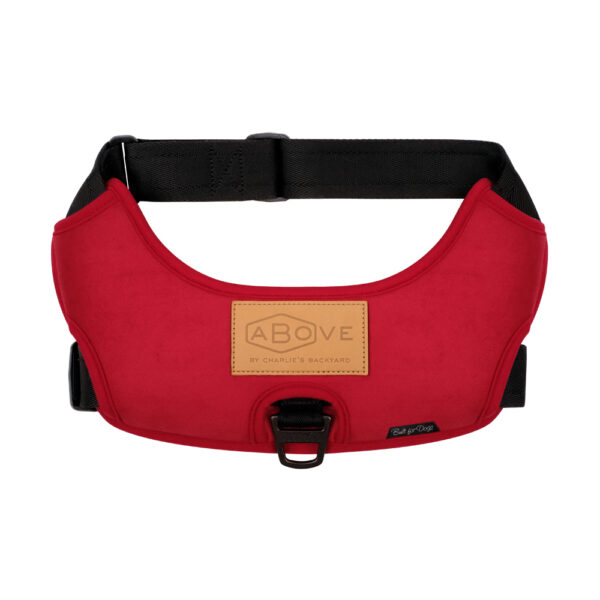 Above Harness Red