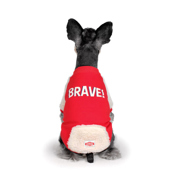 Brave Tee Red