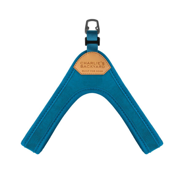 Buckle Up Easy Harness Blue