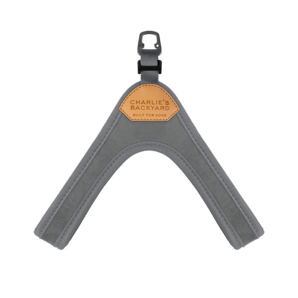 Buckle Up Easy Harness Grey