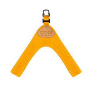 Buckle Up Easy Harness Yellow
