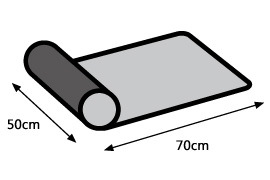 Comfyrest memory foam bed mass