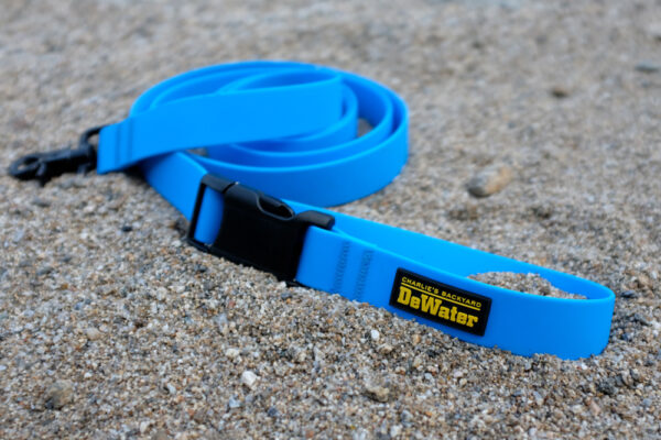 DeWater Leash Blue