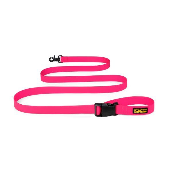 DeWater Leash Pink large