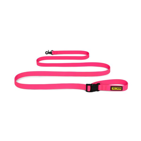 DeWater Leash Pink small