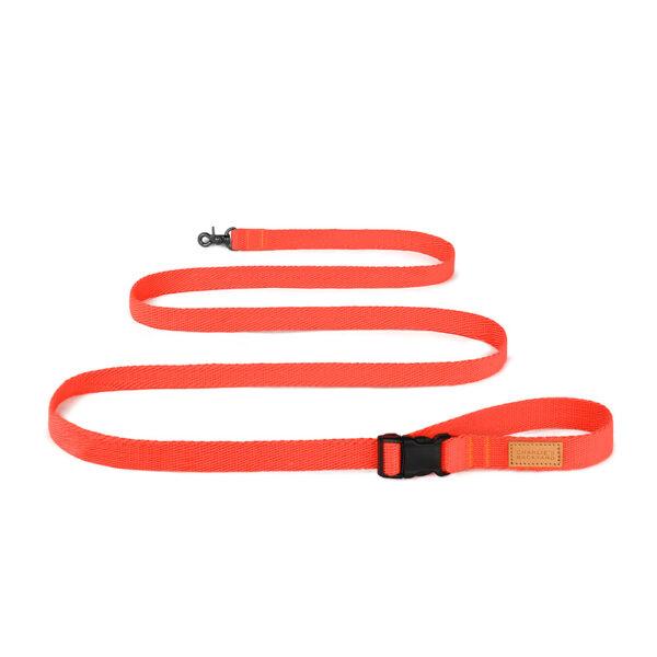 Field Leash Neon Orange small