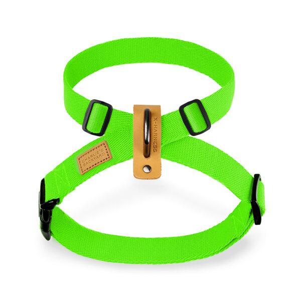 Field-X Harness Neon Green