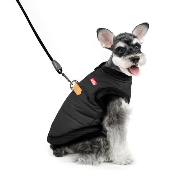 Harness Jacket Black