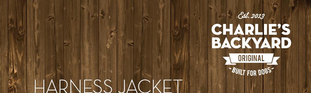 Harness Jacket Hundejacke für den Winter