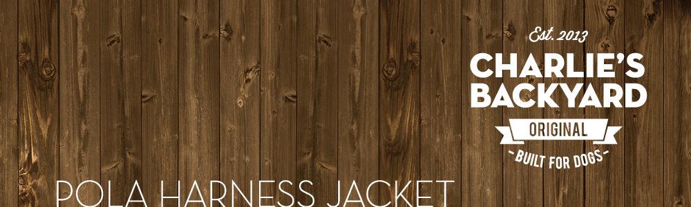Pola Harness Jacket Key-Visual