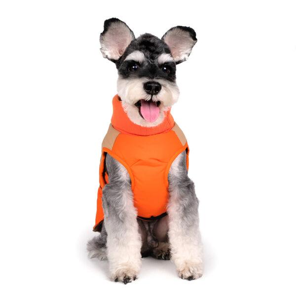 Pola Harness Jacket Orange