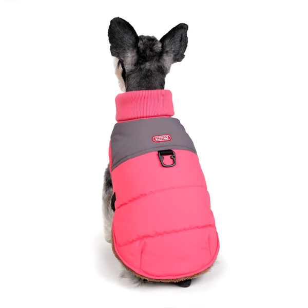 Pola Harness Jacket Pink