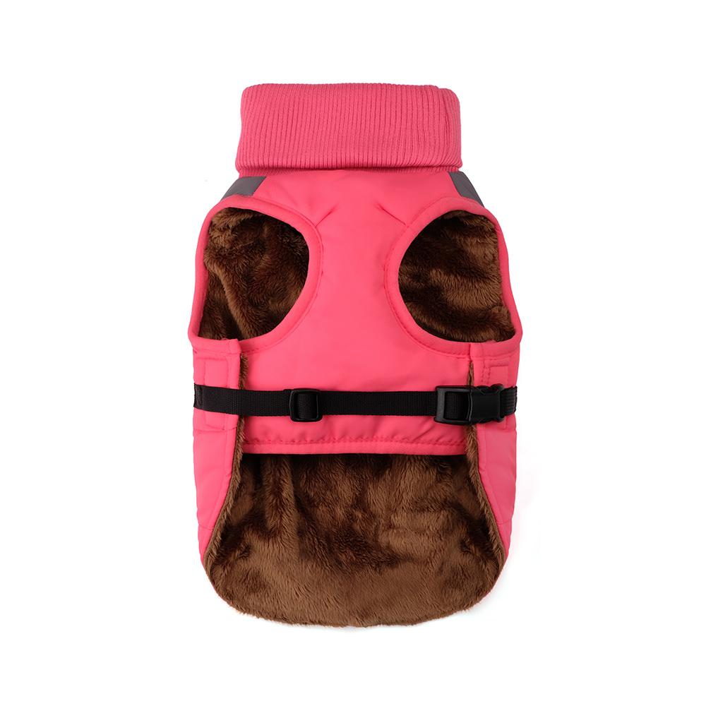 Pola Harness Jacket Pink Unterseite