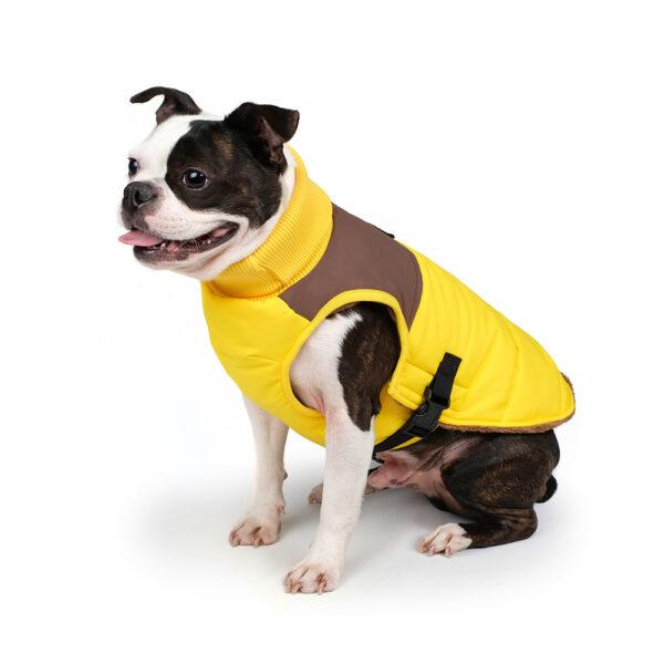 Pola Harness Jacket Yellow