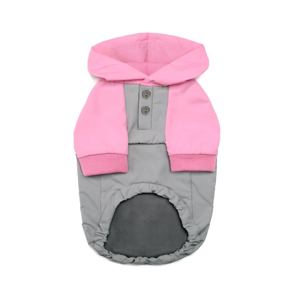 Tripper Windbreaker Pink Unterseite
