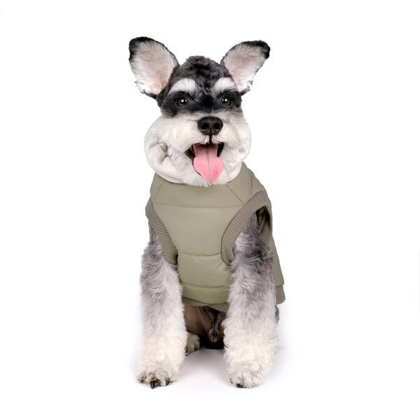 Warm Up Harness Jacket Beige