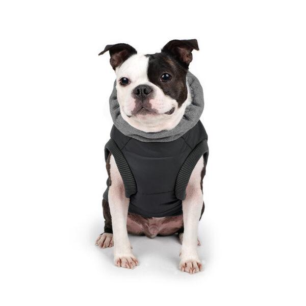 Warm Up Harness Jacket Black