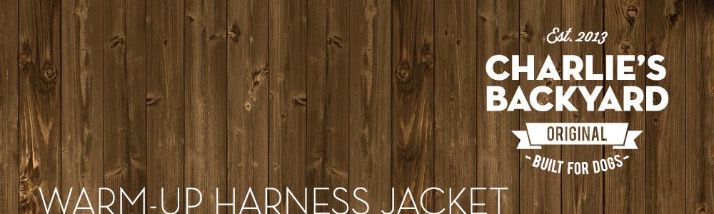 Warm Up Harness Jacket Key-Visual