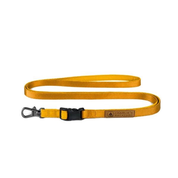 Easy Leash Yellow short