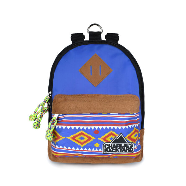 Charlie's Bag Blue