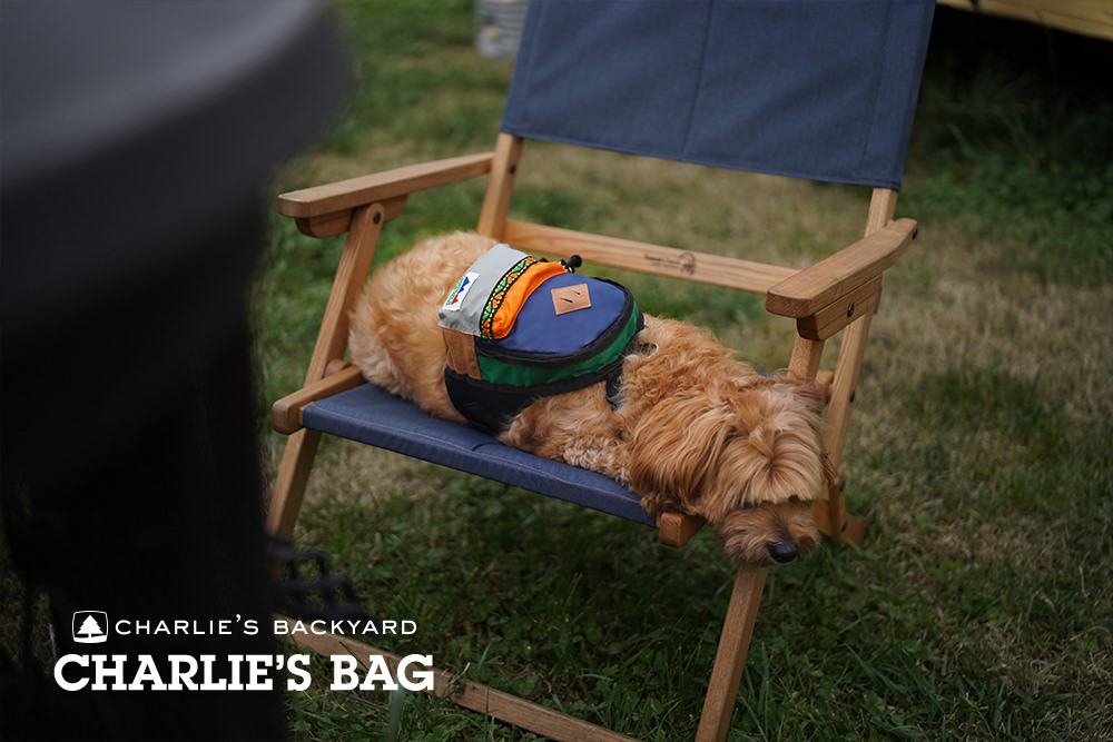 Charlie's Bag Key-Visual