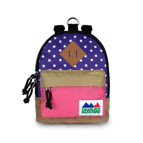 Charlie's Bag Violett